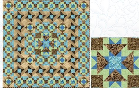 Crystal Sands Quilt