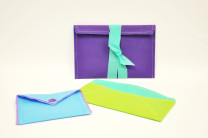 Fancy Fabric Envelopes