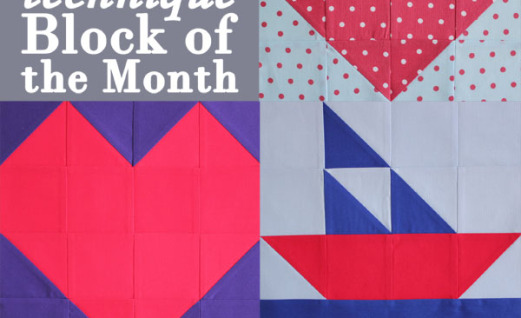 2015 Block of the Month - Month 1