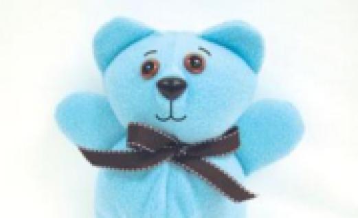 Plush Poly Bear