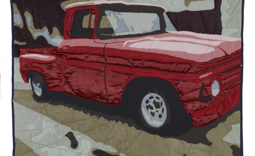 Red Truck Quilt