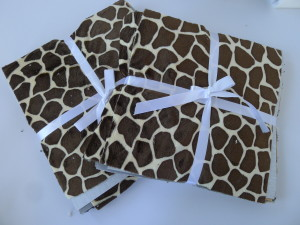 Animal Cuddle Pocket Pillow Quilt