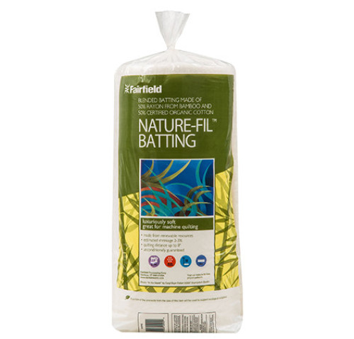 Nature-Fil™ Bamboo Blend Batting 36″ x 45″