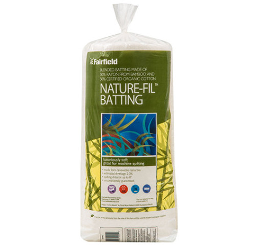 Nature-Fil™ Bamboo Blend Batting 72″ x 90″