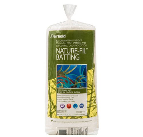 Nature-Fil™ Bamboo Blend Batting 81″ x 96″