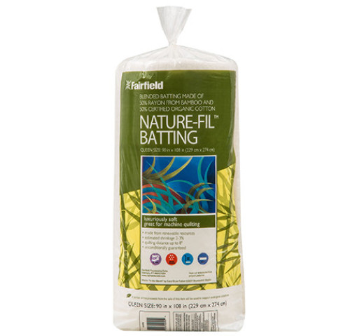 Nature-Fil™ Bamboo Blend Batting 90″ x 108″