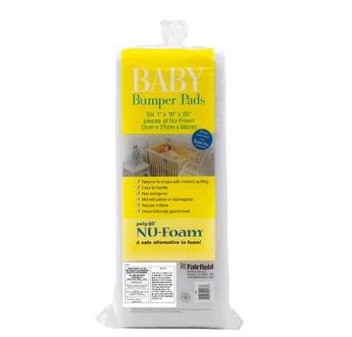 NuFoam™ Baby Bumper Pads – 6pc