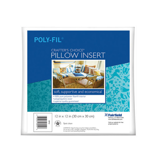 Crafter's Choice® Pillow 12″ x 12″
