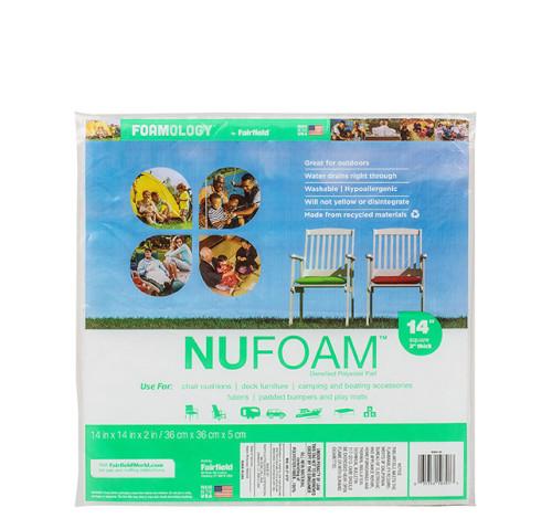 NuFoam™ Pad 14″ x 14″ x 2″ thick