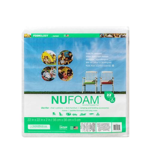 NuFoam™ Pad 22″ x 22″ x 2″ thick