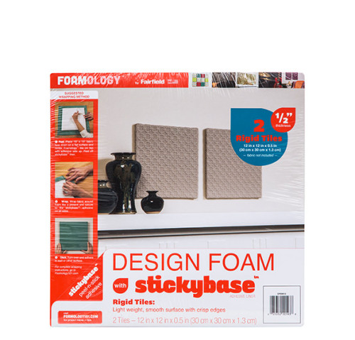 Rigid Design Foam Tiles 12″ x 12″ – 2pc