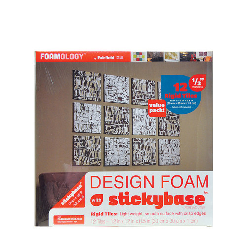 Rigid Design Foam Tiles 12″ x 12″ – 12pc