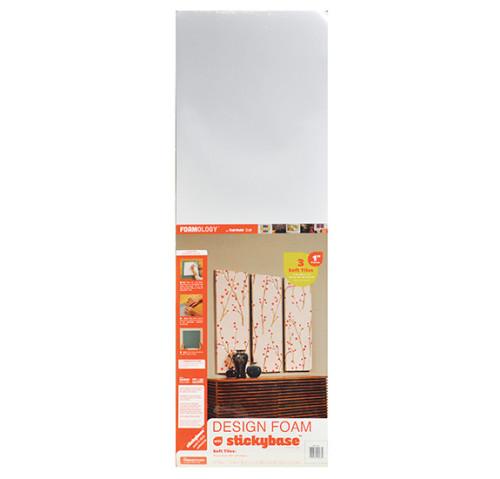 Design Foam Tiles 12″ x 36″ x 1″ thick – 3pc