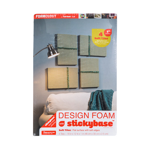 Design Foam Tiles 12″ x 18″ x 1″ thick – 4pc
