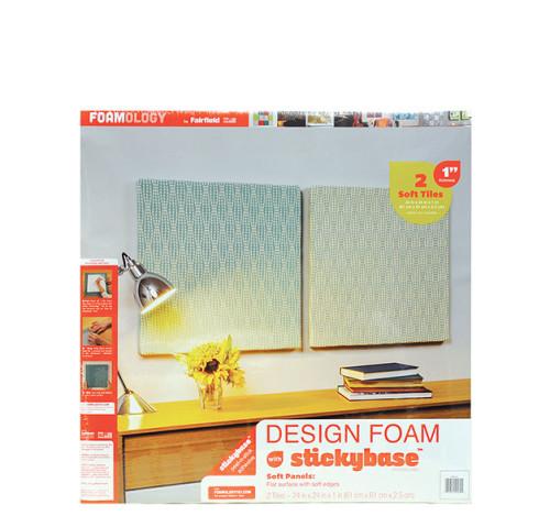 Design Foam Tiles 24″ x 24″ x 1″ thick – 2pc