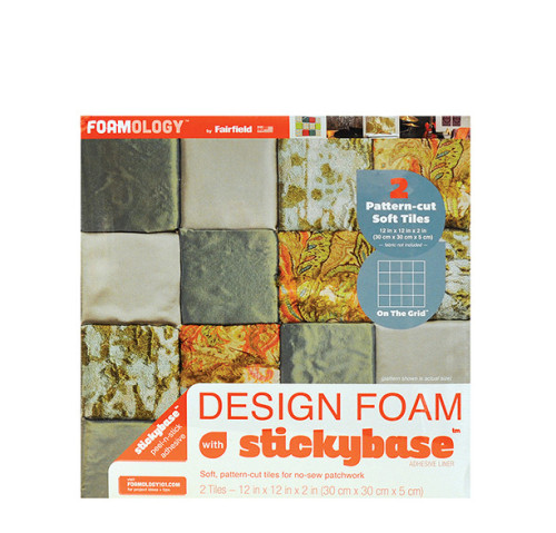On the Grid™ Design Foam Tiles 12″ x 12″ – 2pc