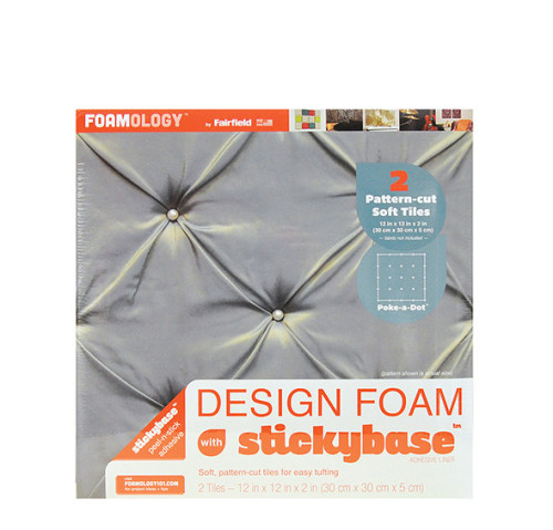 Poke-a-Dot™ Design Foam Tiles 12″ x 12″ – 2pc