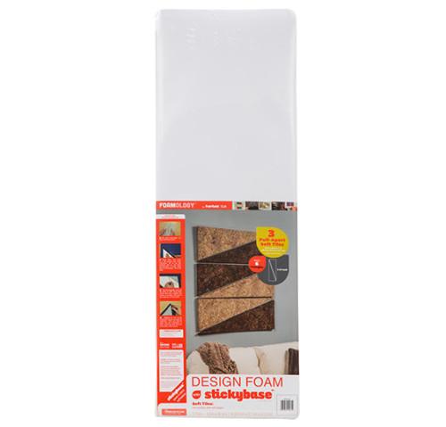 Design Foam Triangular Pull-Apart Tiles 12″ x 36″ – 3pc