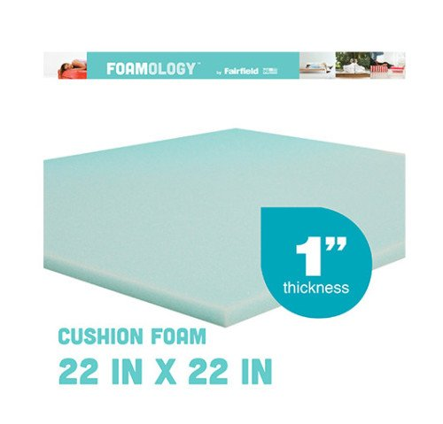 Soft Support Foam 22″ x 22″ x 1″ thick