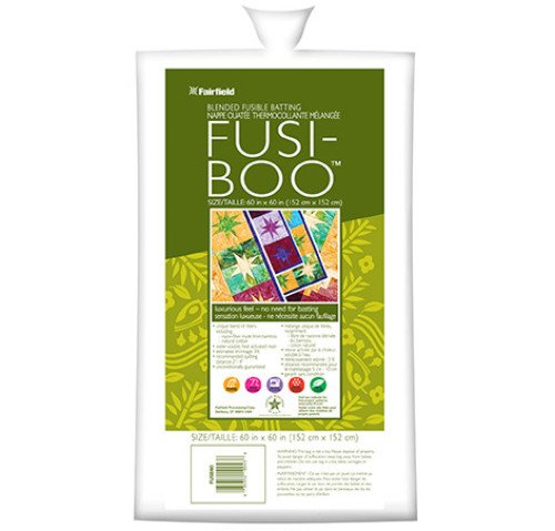 Fusi-Boo™ Fusible Batting 60″ x 60″