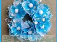 Frozen Blooms Wreath Photo Watermarked
