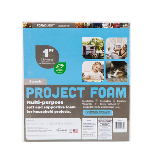Project Foam 15″ x 17″ x 1″ thick – 2pc