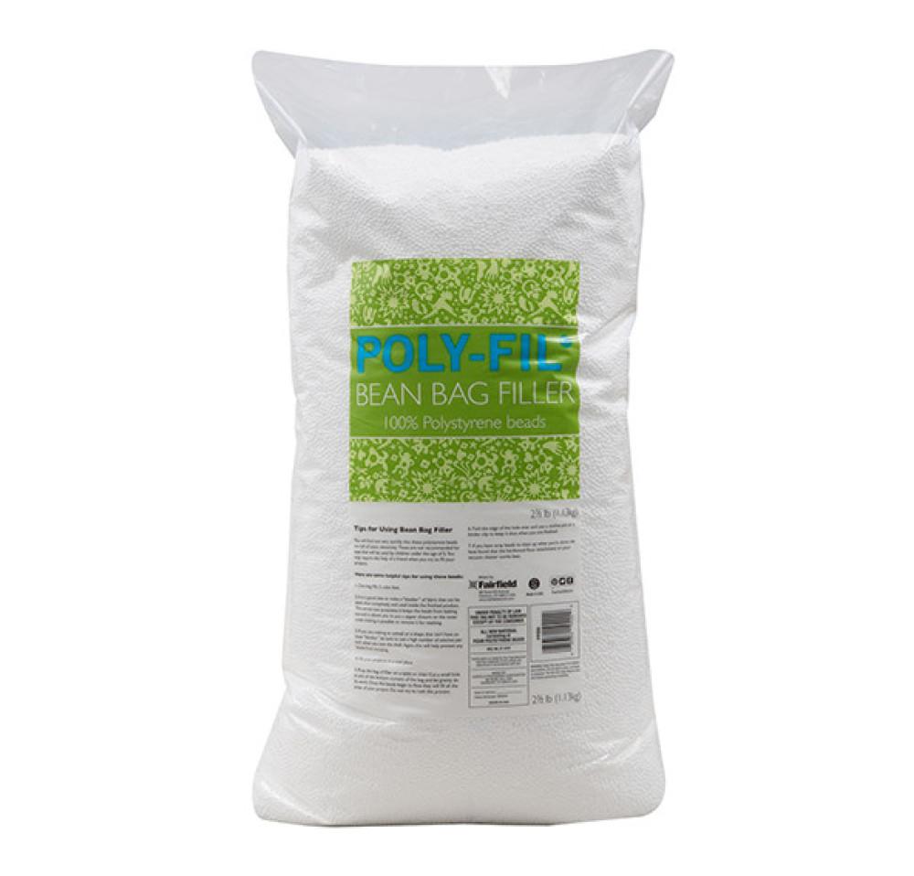 Fairfield World Poly Fil 174 Bean Bag Filler 2 189 Pound Bag