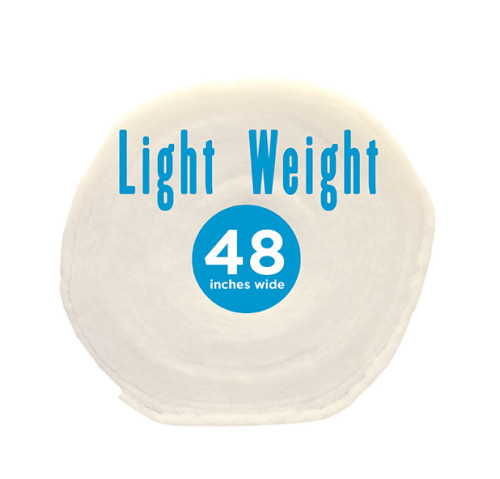 Poly-Fil® Light-Weight Batting 48″ wide x 45 yard Roll
