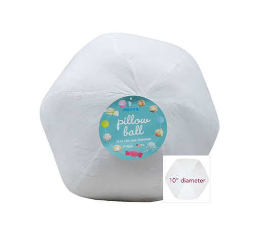 Soft Touch® Round Pillow Ball 10″ Ball