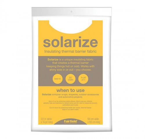 Solarize Liner Fabric Craft Pack