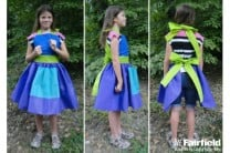 DIY Apron with Oly*Fun