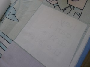 023 Pigeon Driving Quilt