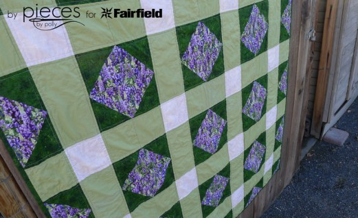 Flower Garden Weekend Quilt