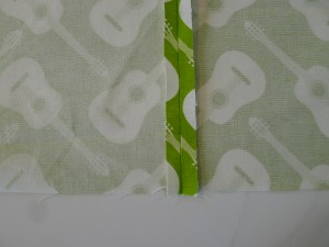 Simple Zipper Pillow 007