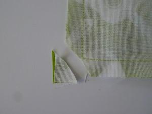 Simple Zipper Pillow 019