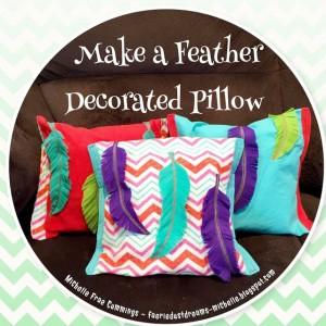 olyfun feather tween pillow idea