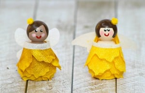 peg doll fairies