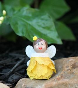 peg doll fairy