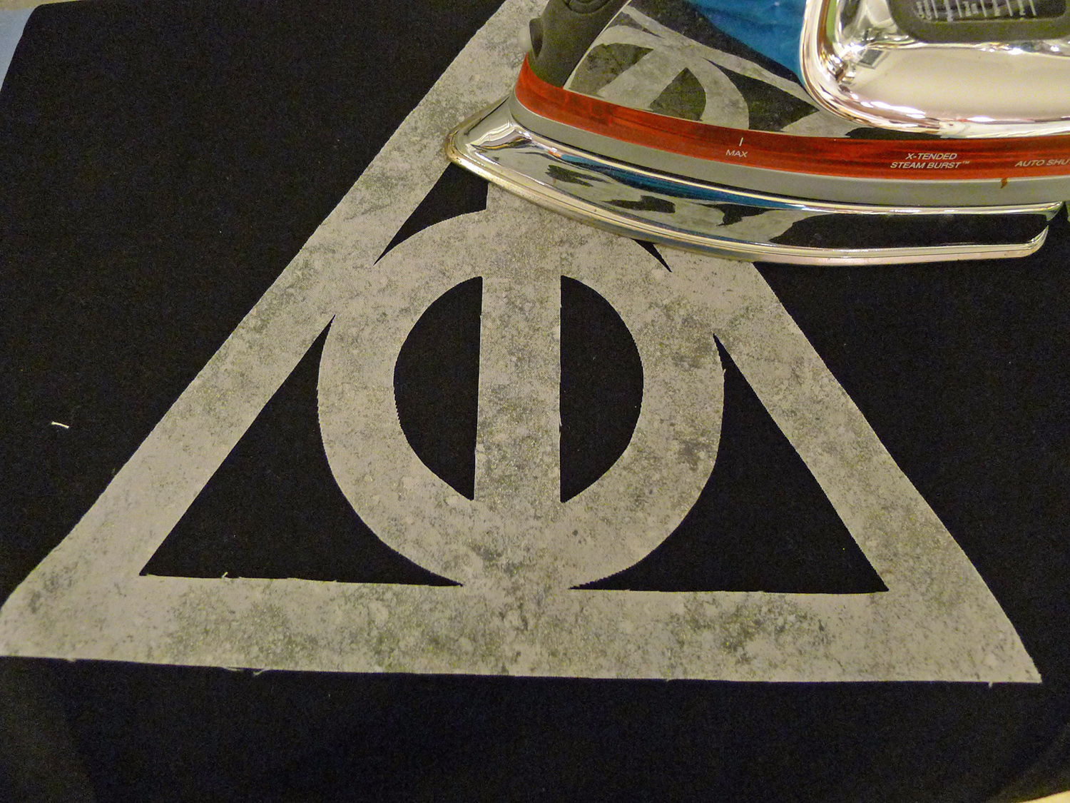 Harry potter deathly hallows pillow tutorial fairfield world blog 022 harry potter deathly hallows pillow biocorpaavc