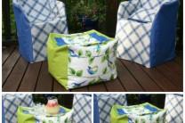DIY Deck Cube