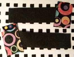 DIY Quilted Fabric Bookmarks 2