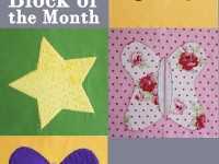 Fairfield Technique Block of the Month month 4 Applique