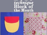 Fairfield Technique Block of the Month month 5 Pockets