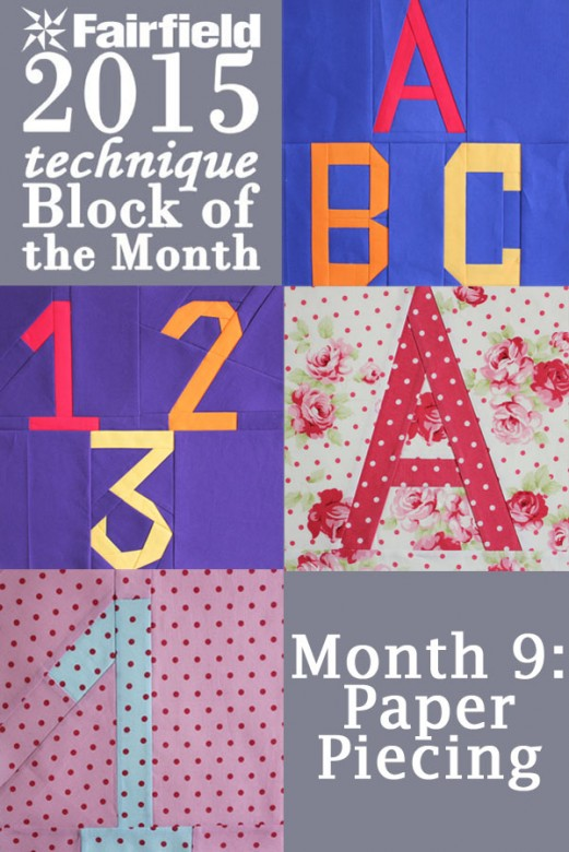 2015 Block of the Month - Month 9