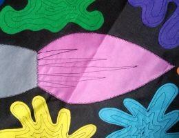 OlyFun Paint Splatter Play Mat 4