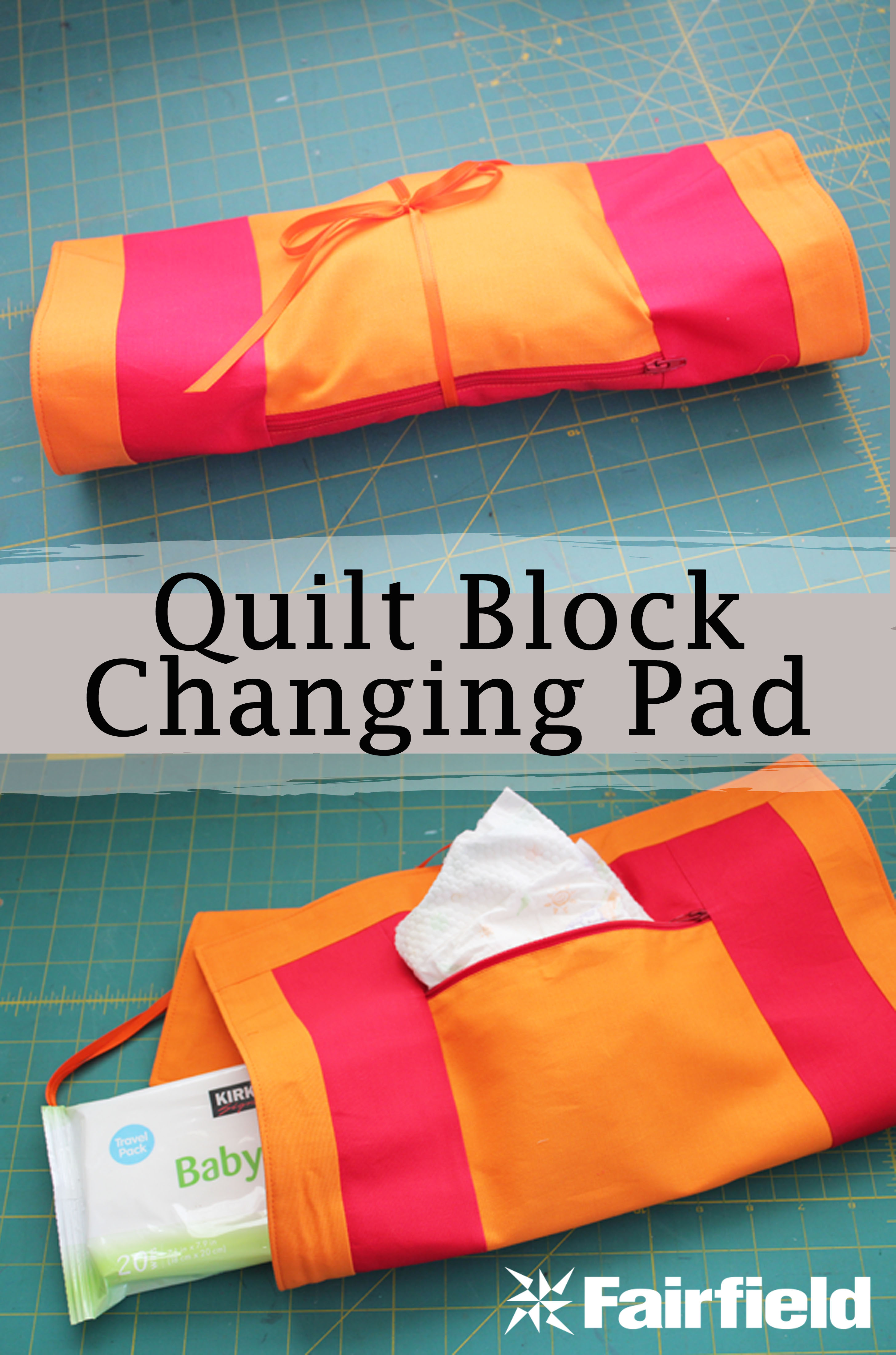 how to make pad sew home