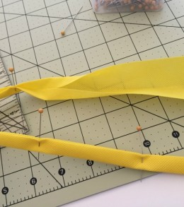 art apron binding