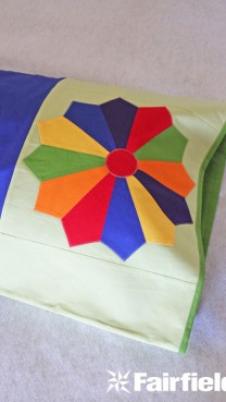 Quilt Block Pillowcase