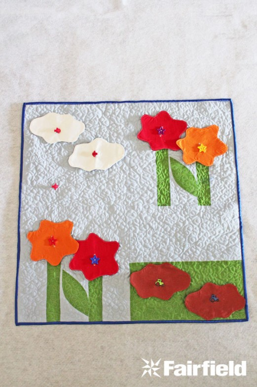 Quilt Block Play Mat