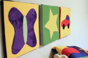 quilt block wall hangings